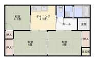 広瀬☆3DK中古住宅