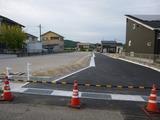 ③new下井7区画(造成完了)国分南小学校迄170m